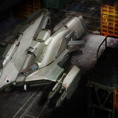 Mike doscher hangar bay flattened