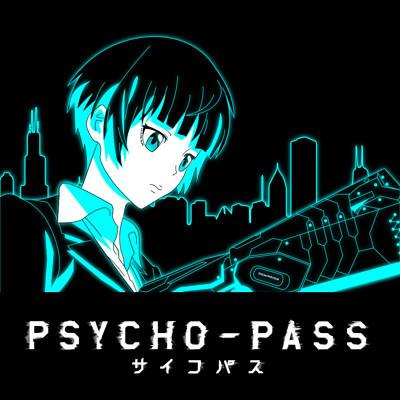 Davidson richetto boucher psycho pass poster