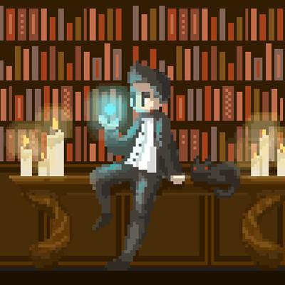 Alexandra vezhnovets library