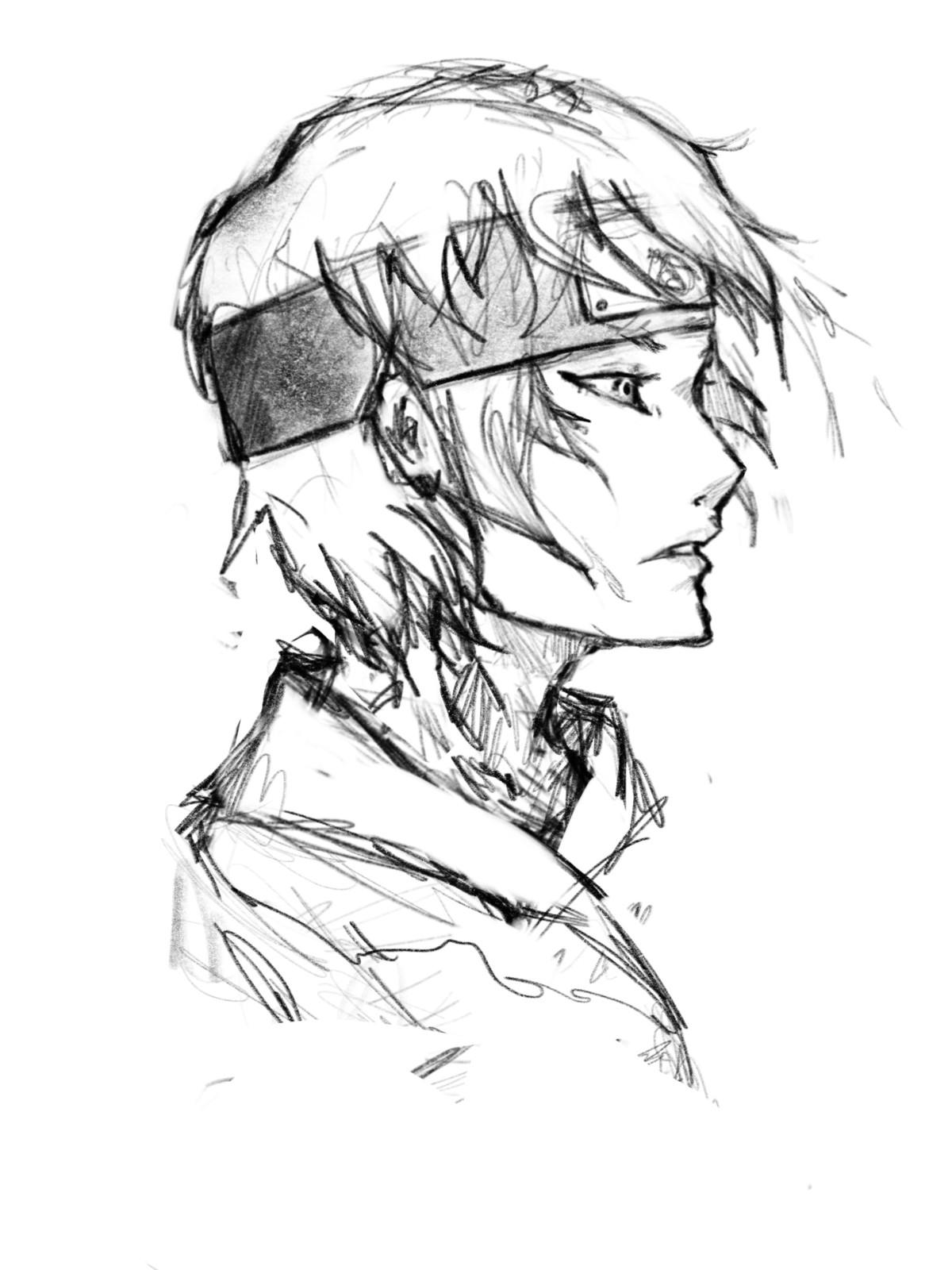 Mitsuki sketch