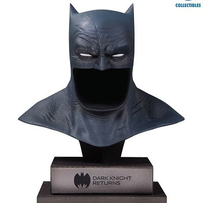 Alterton bizarre the dark knight returns batman cowl 002