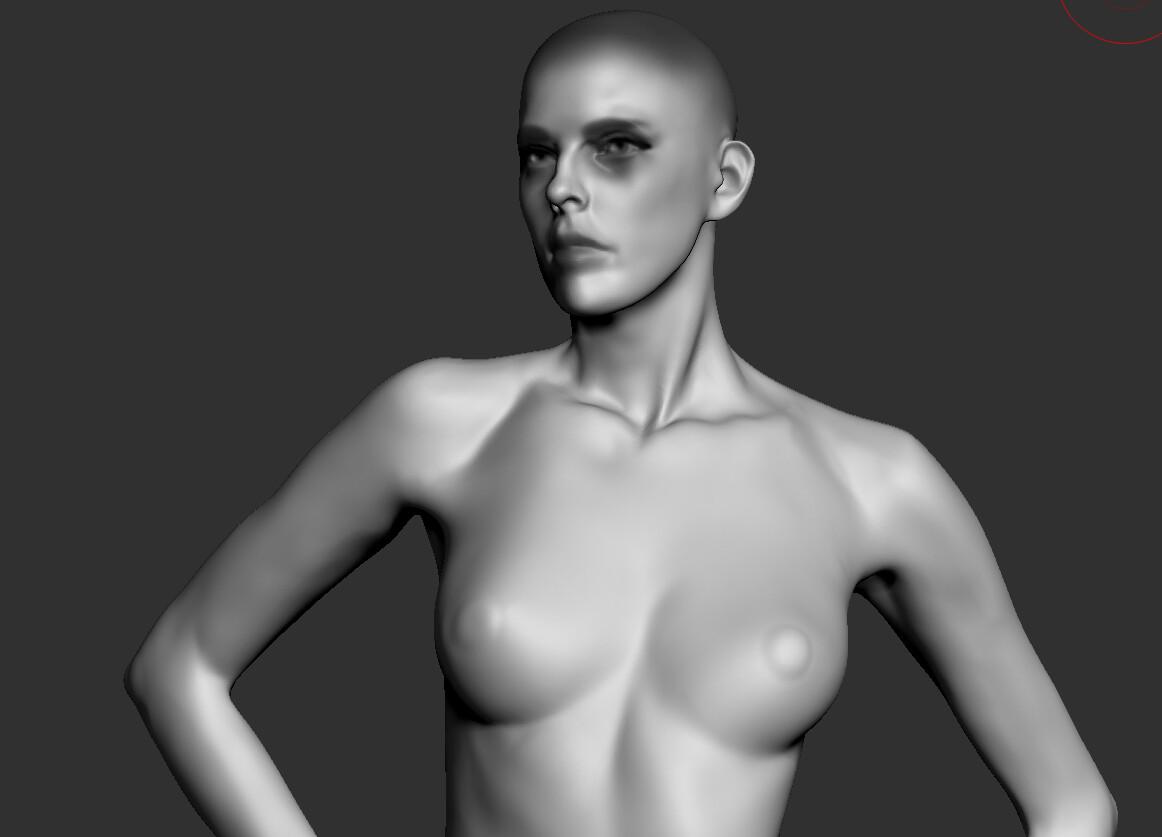 Liz edwards sculpt 03