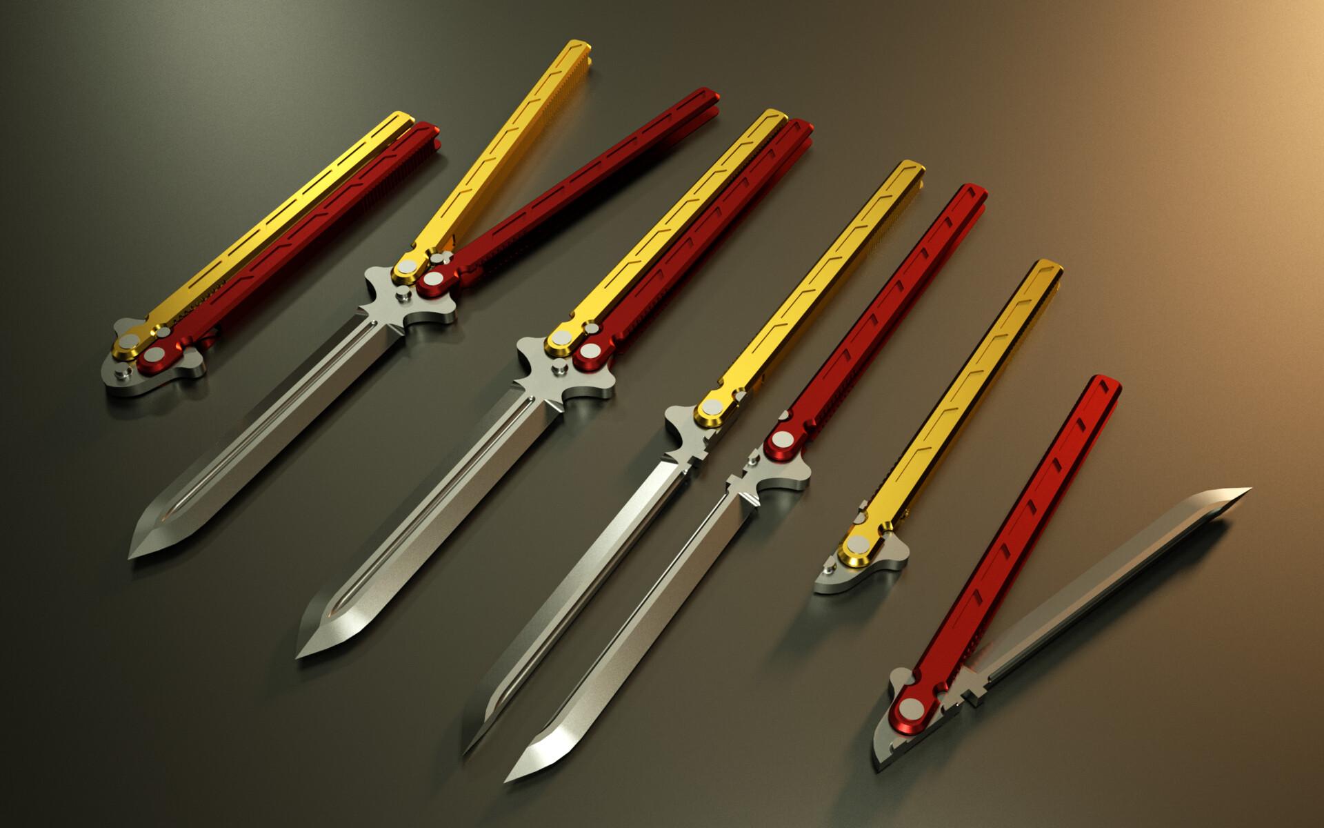 Balisong Sword