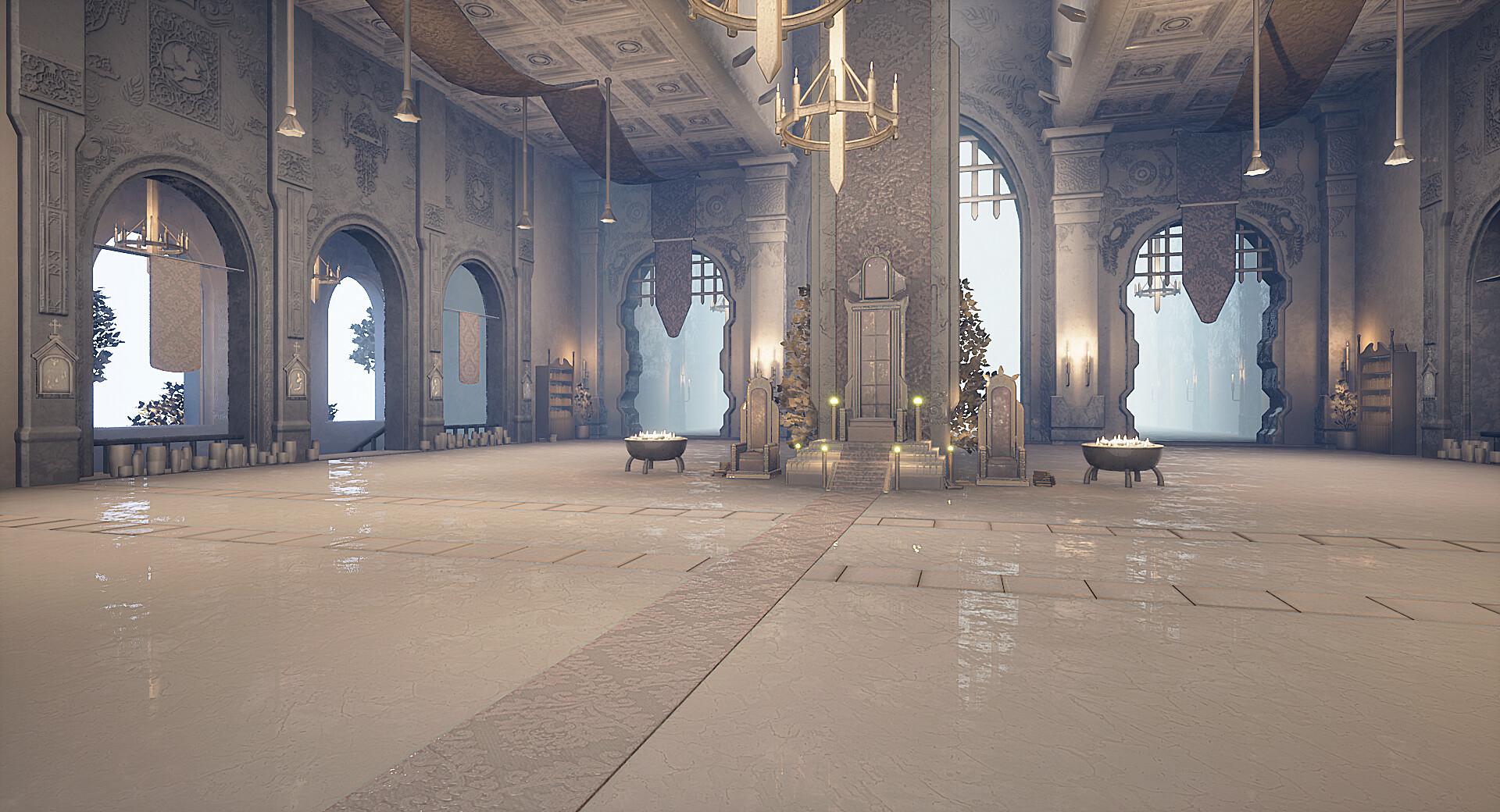 Axel loreman throneroomfullshotlight
