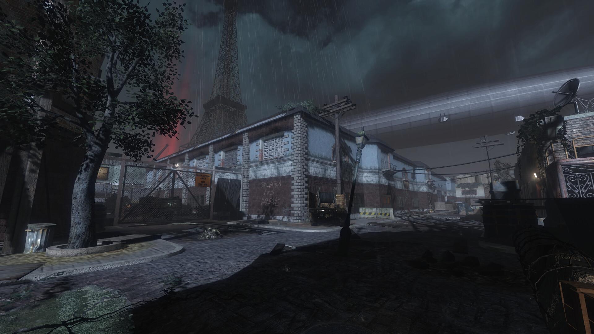 Vertti Rönkkö - Perish / Black Ops 1 Custom Zombies Map