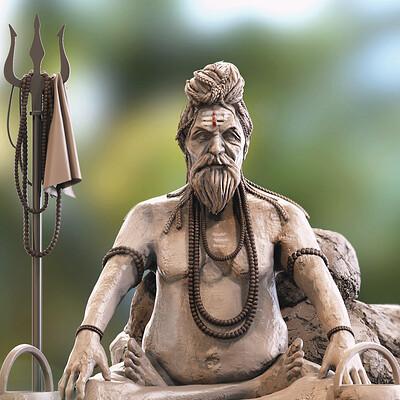 Surajit sen pitist digital sculpt by surajitsen 23012019