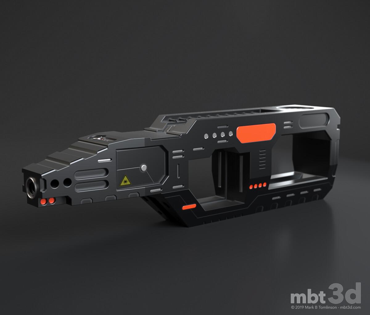 Spar Laser: