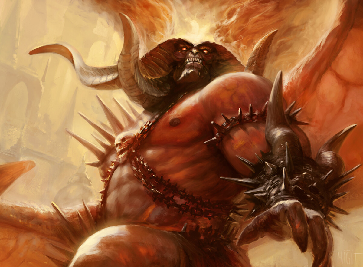 Yigit koroglu rakdos lord of riots web detail