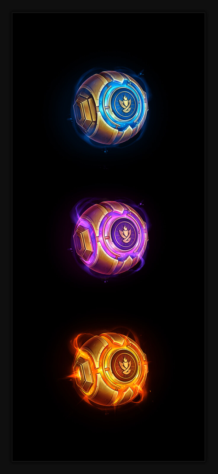 Tournament reward Icons