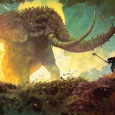 Anato finnstark the elephant s gate by anatofinnstark dcxwzur fullview 1
