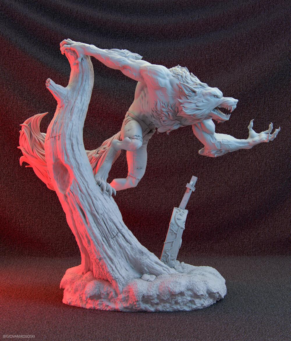 Giovani kososki werewolf giovanikososki 02