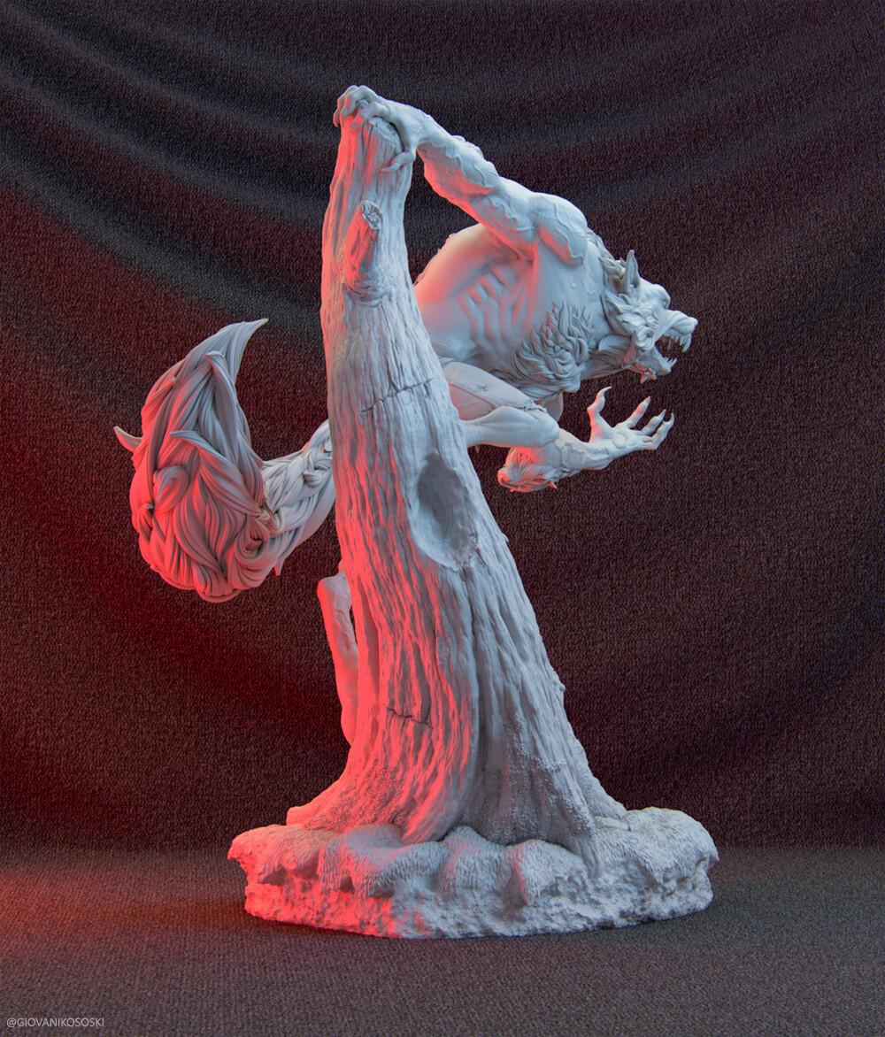 Giovani kososki werewolf giovanikososki 03