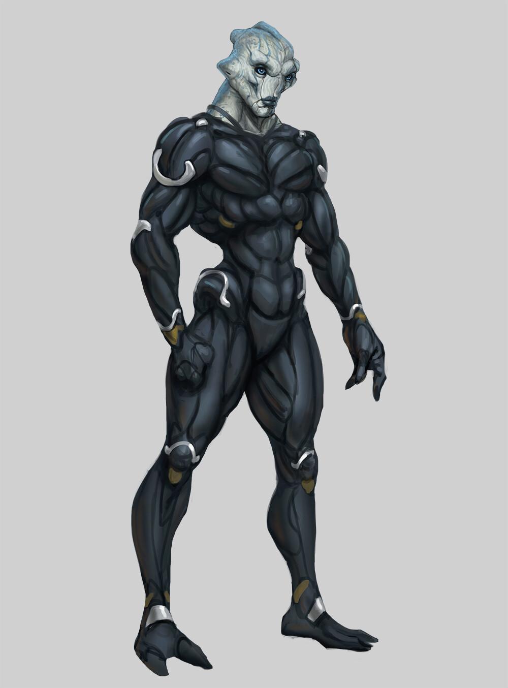 Salvador trakal sketch19