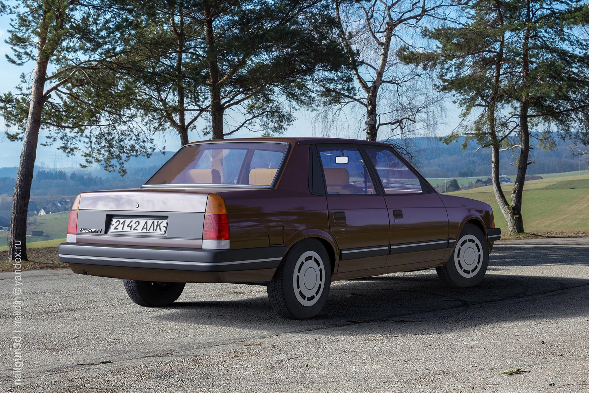 Nail khusnutdinov als 240 010 azlk 2142 rear view 3x