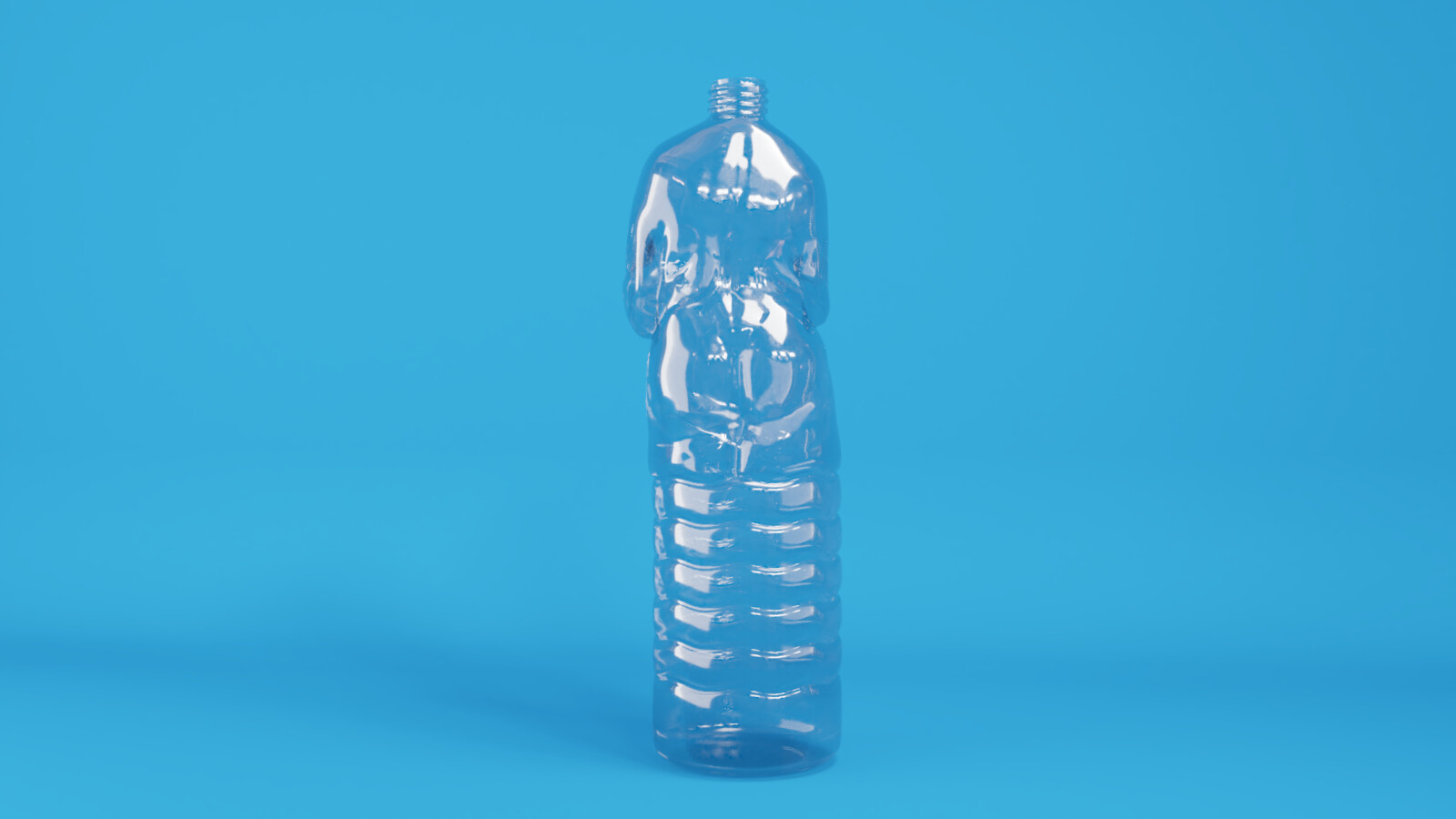Day13. Empty Baote bottle Total time:50 minutes