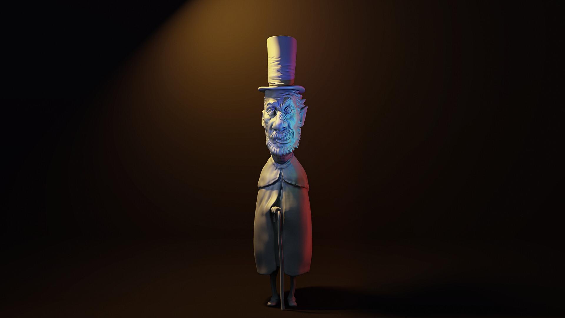Michael wu 08 jekyll hyde rendering