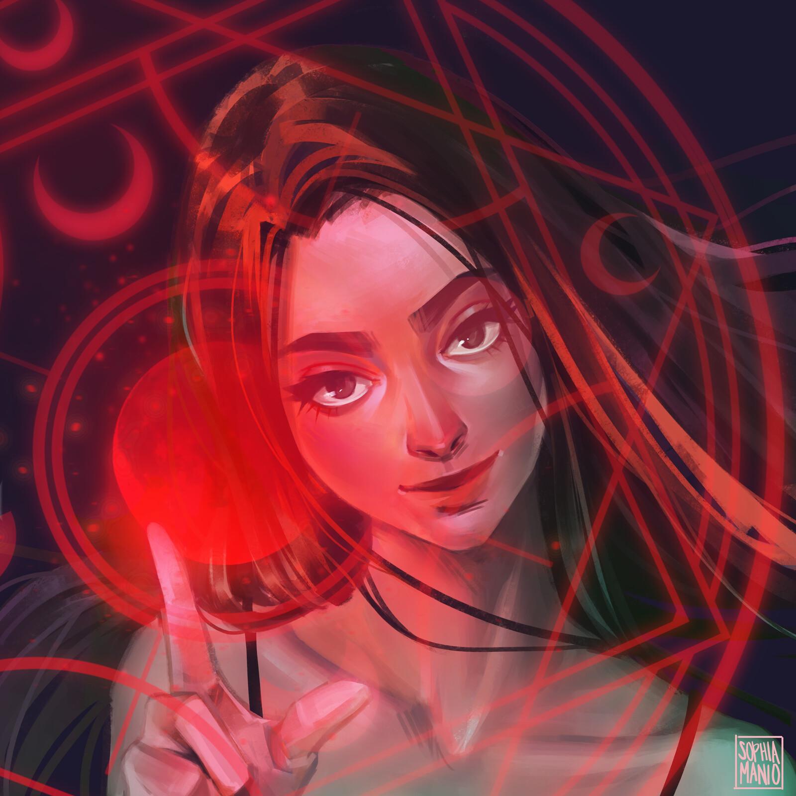 Moon Girl - 2