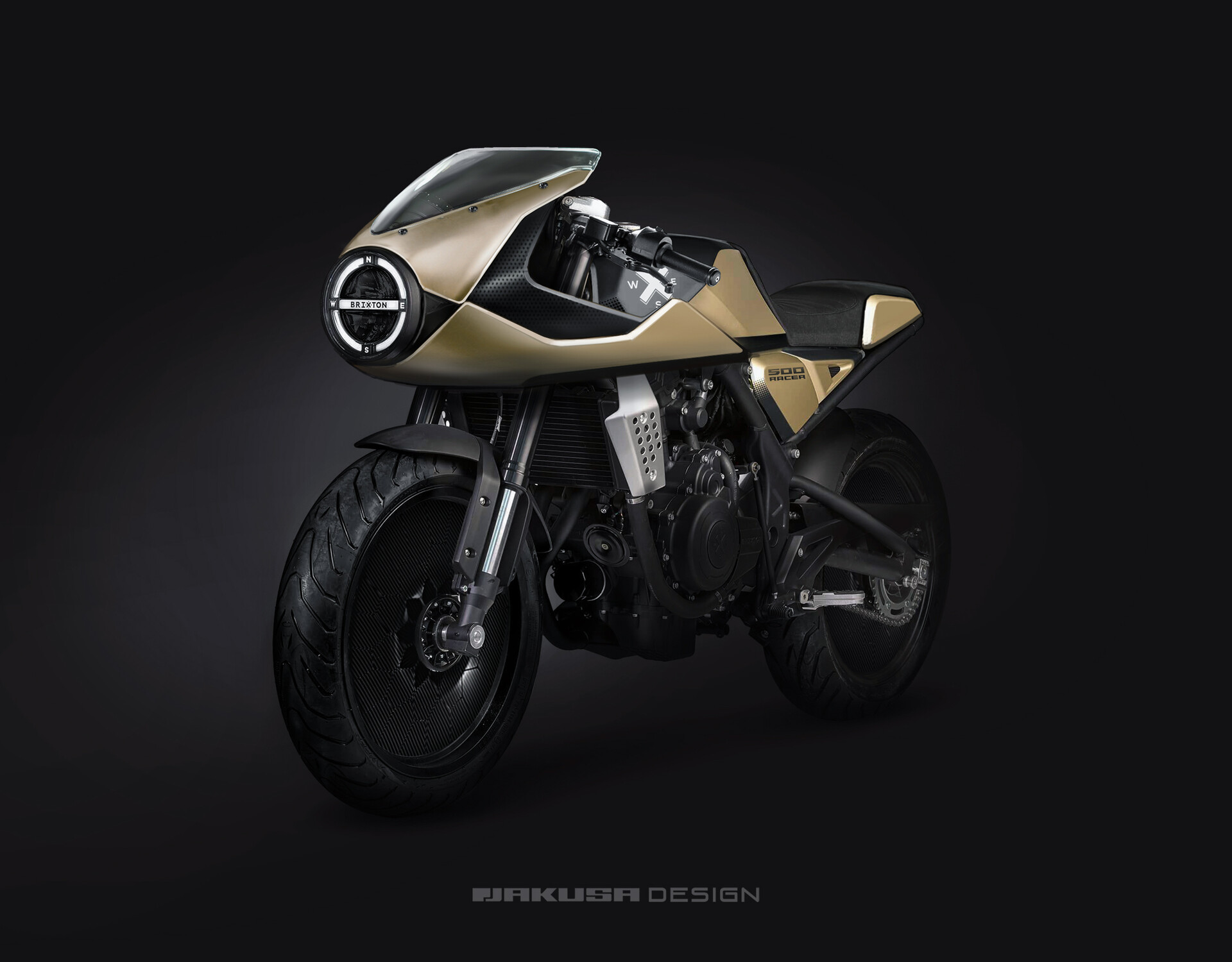 Jakusa design bx 500cc racer 2