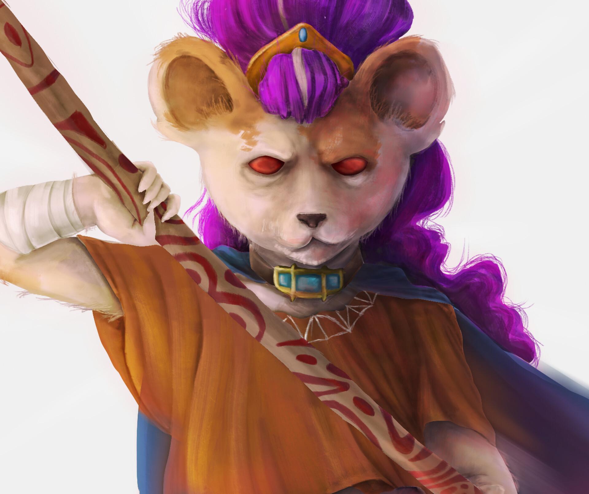 Italo gaspar mouse warrior3
