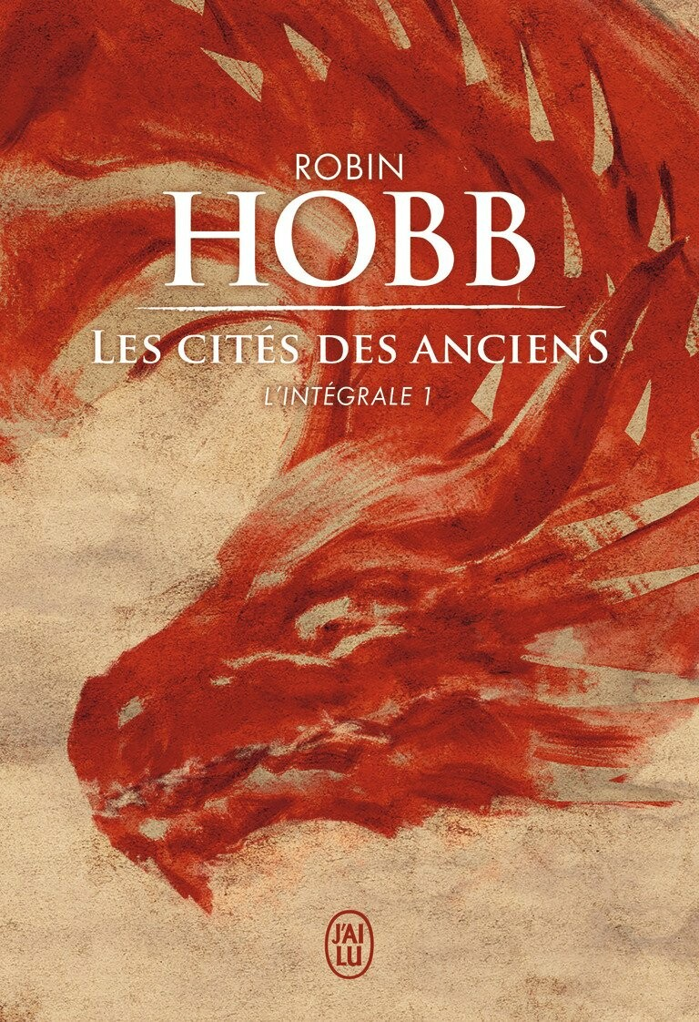 Robin Hobb cover T1 Editions JAI LU