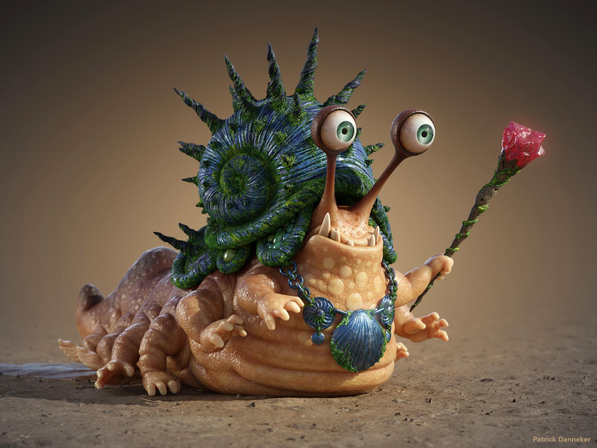 The Sluglord