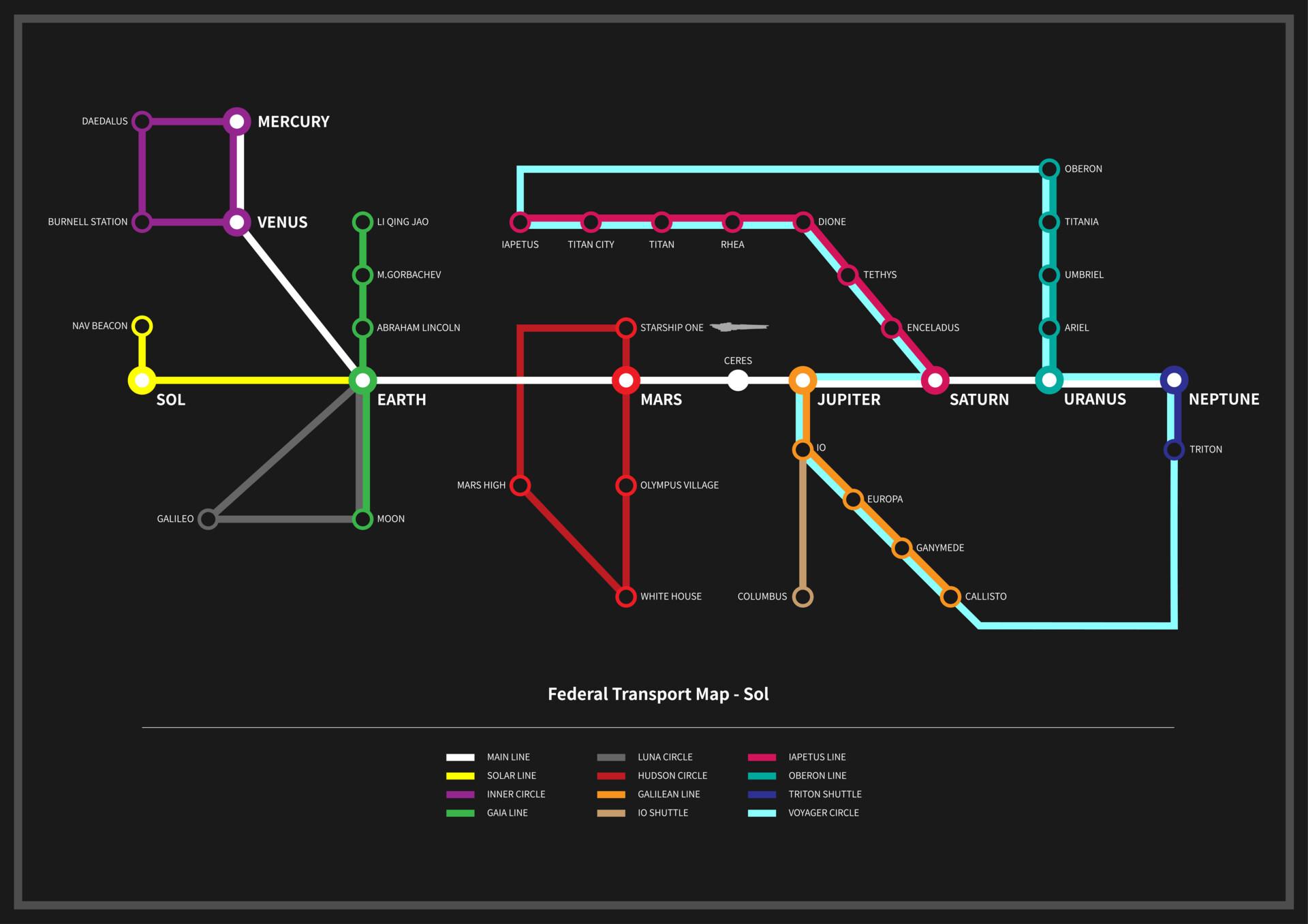 Mathew maddison sol transport map a1 01