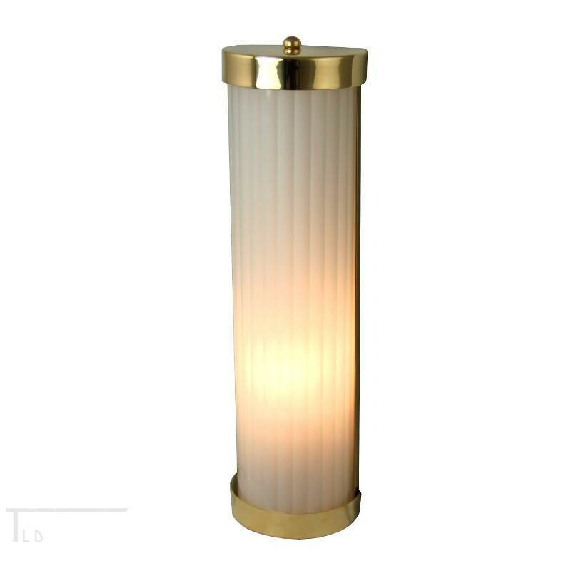 Reference Source: https://www.tiffanylightingdirect.co.uk/collections/art-deco-lighting/products/kansa-reed-wall-light-reed424