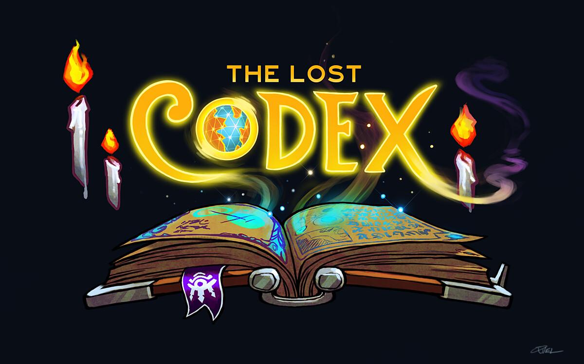 The Lost Codex Branding