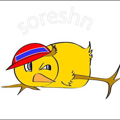 Mariia beliaeva chicken 2