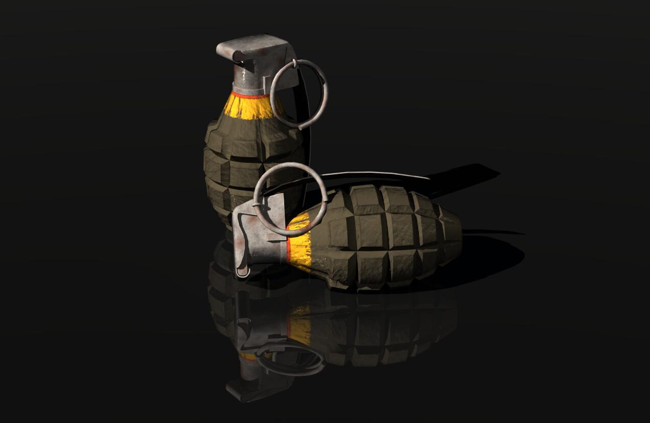 Jordan cameron grenaderender 0