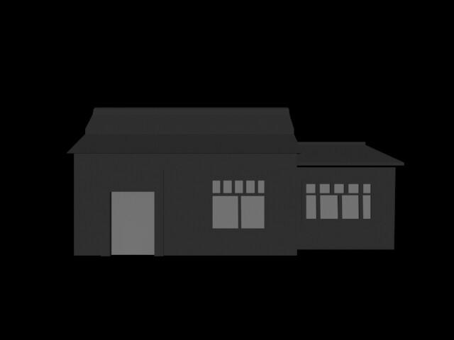 Village House 2: Front