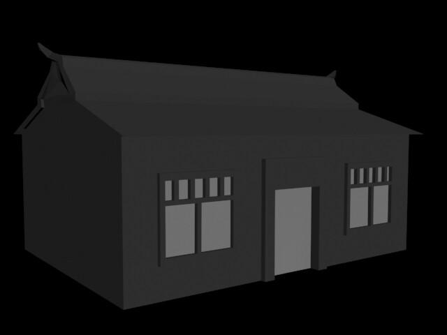 Village House 3: Side