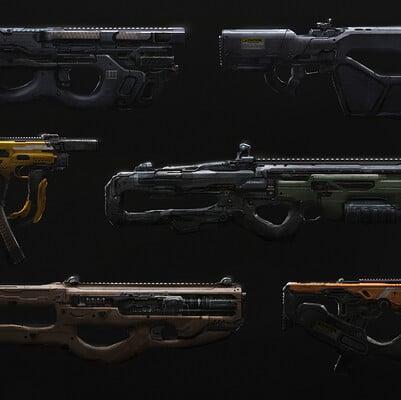 Eddie mendoza gun concepts 3