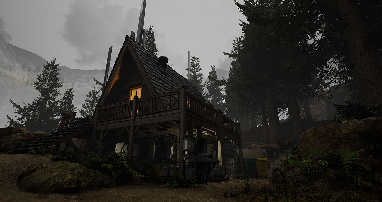 Sherif habashi ue4 cabin lores25