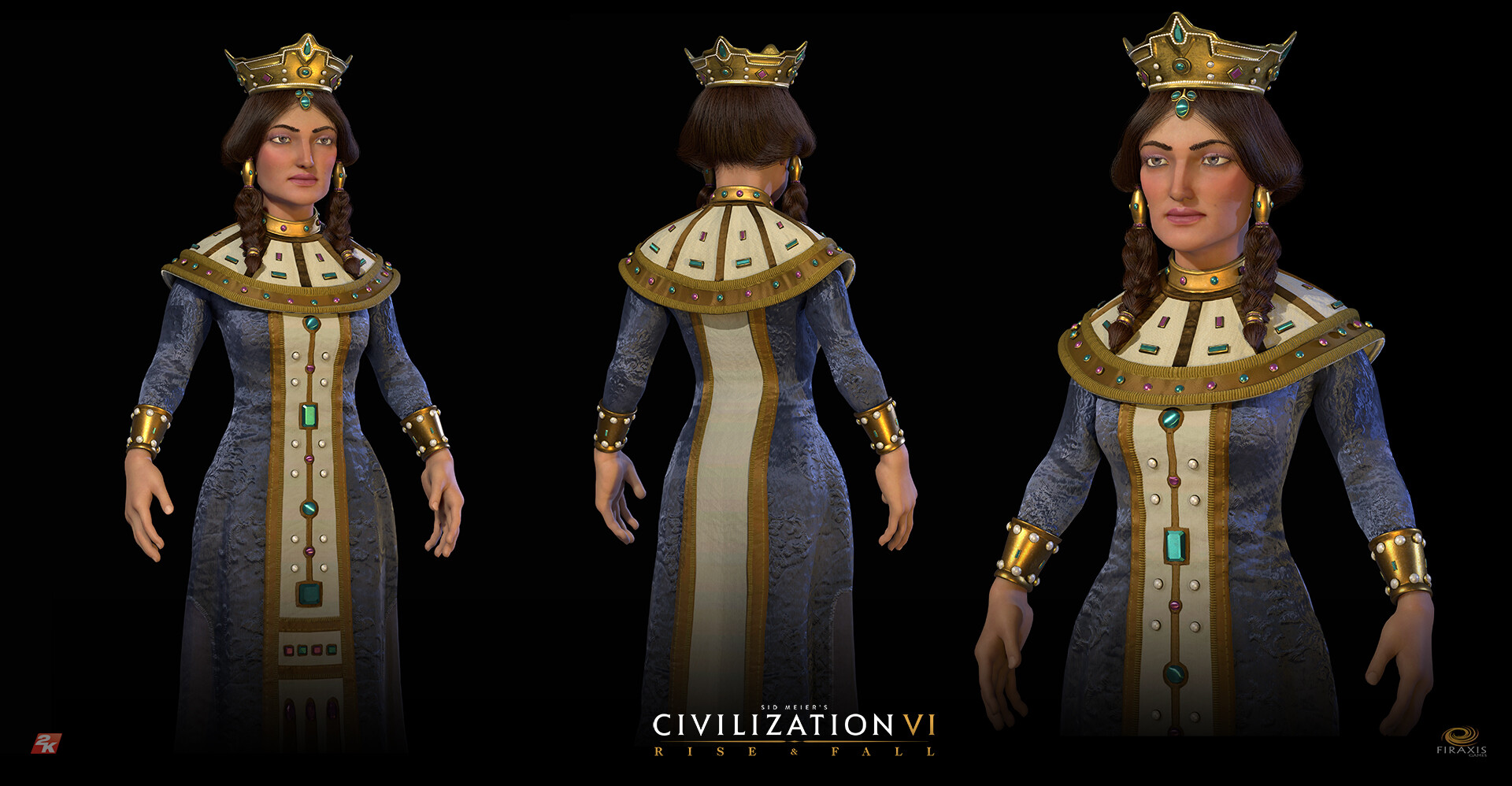 David jones civvi tamar modelsheet