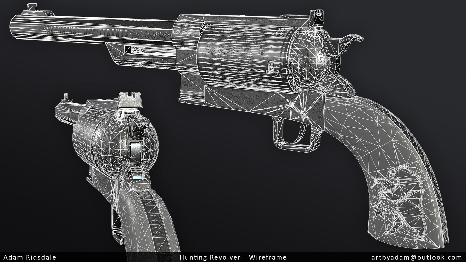 Adam ridsdale shot wireframe sequoia 1