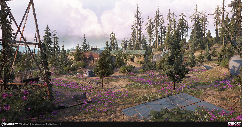 Oleg Gamov Farcry New Down Larry Parker S Ranch