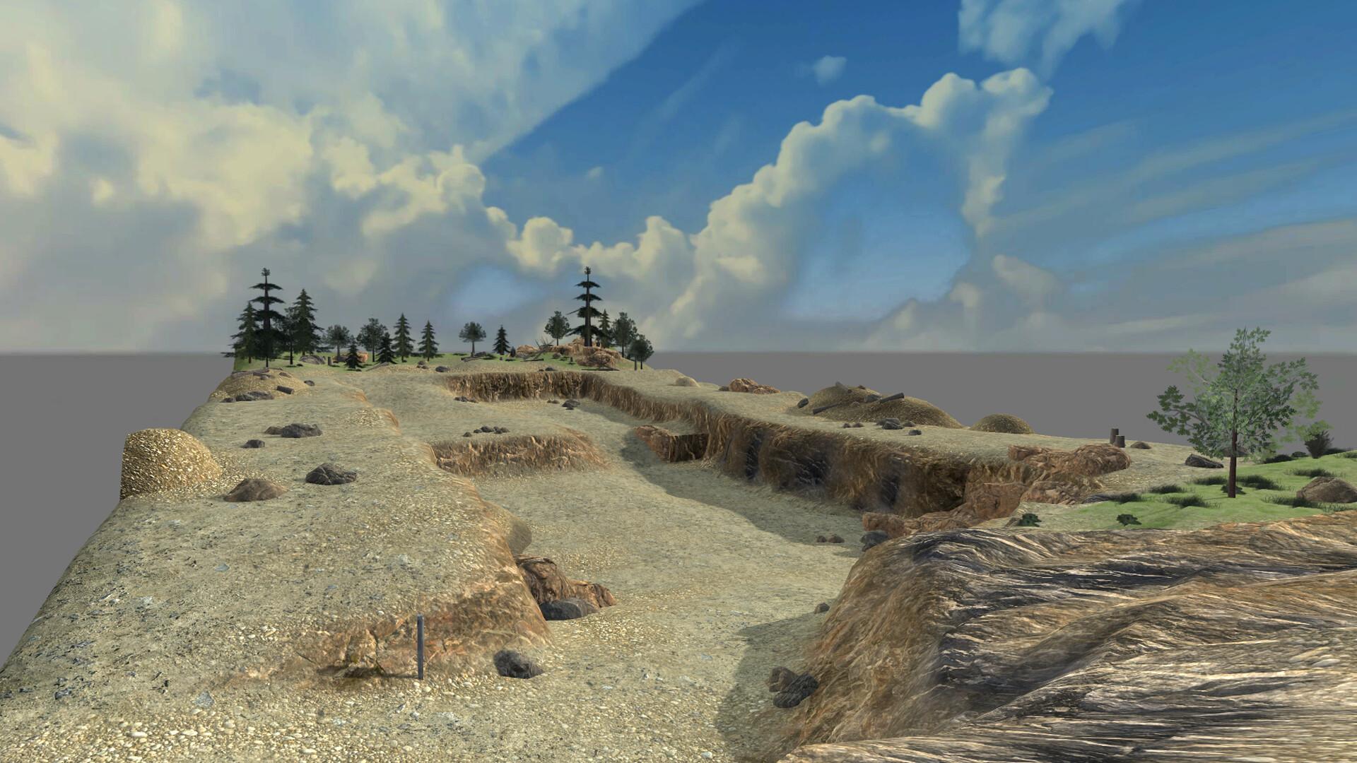 Jordan cameron quarry 18