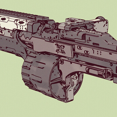 Elijah mcneal gun