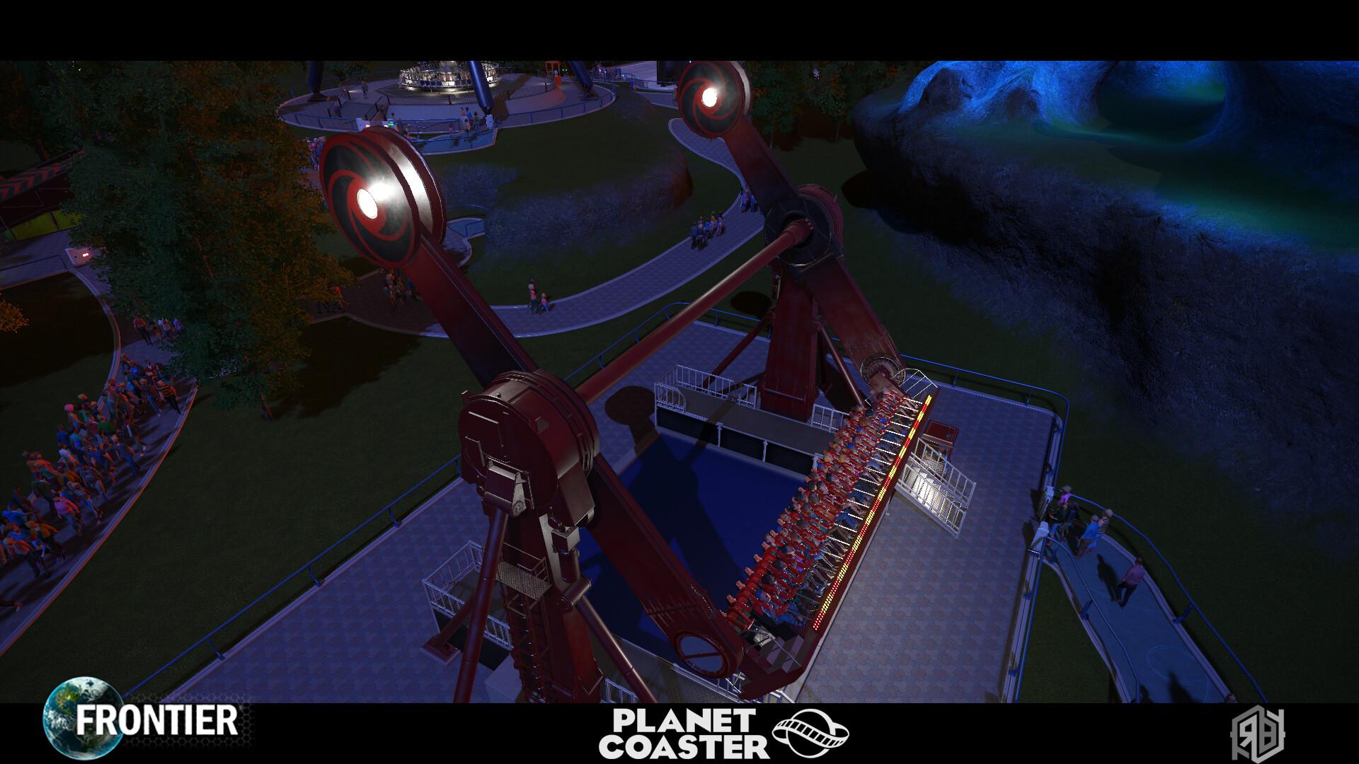 Ryan Bowen - Overpower {Planet Coaster}