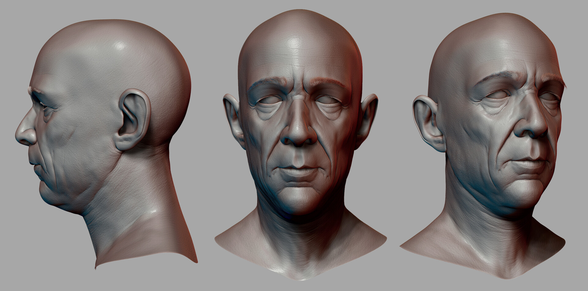 Zbrush Sculpture