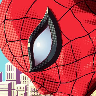 Aziz mbye spider man final