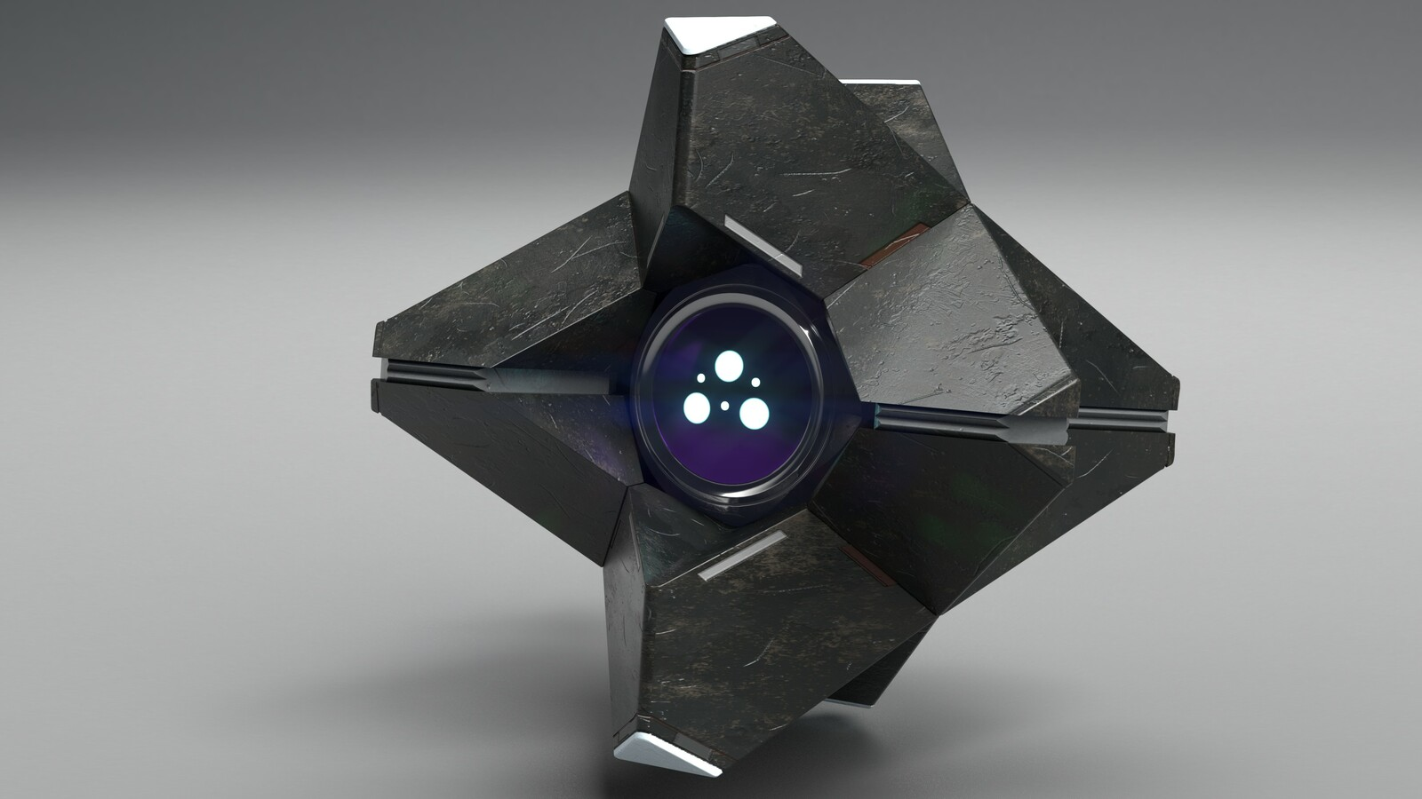 Ghost Shell Variants