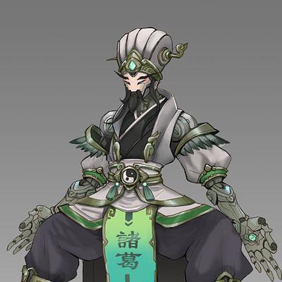 Llia yu zenyatta skin update