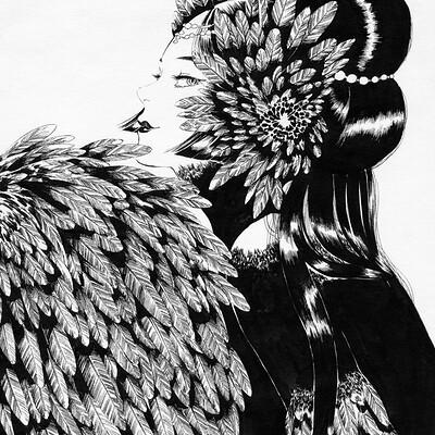 Mai kawamoto mononoke bird