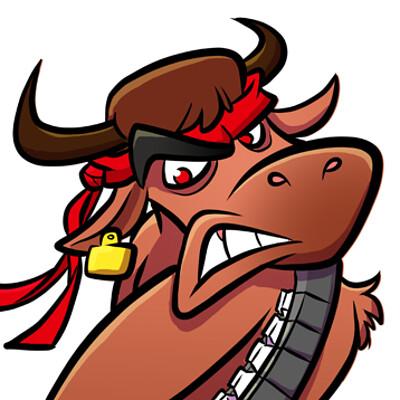 Steve rampton bull2
