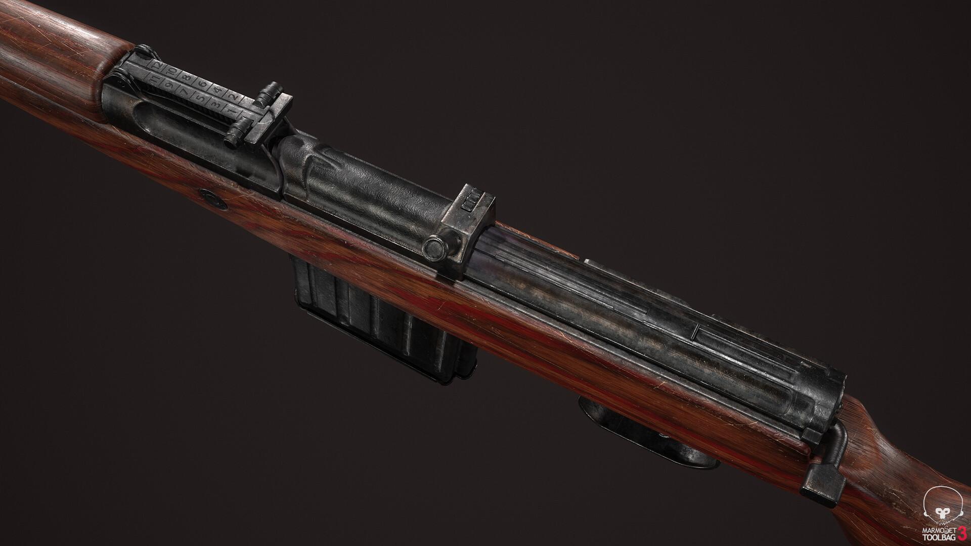 David letondor david letondor gewehr43 07