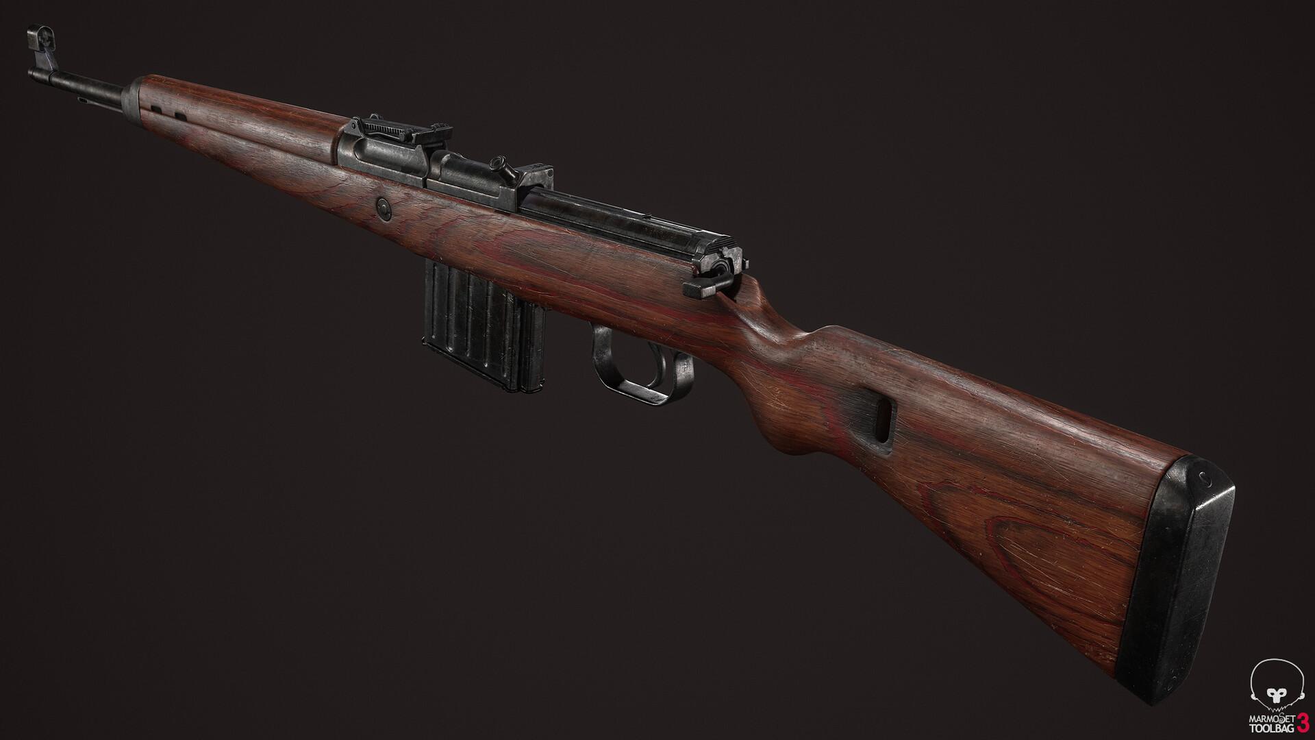 David letondor david letondor gewehr43 10