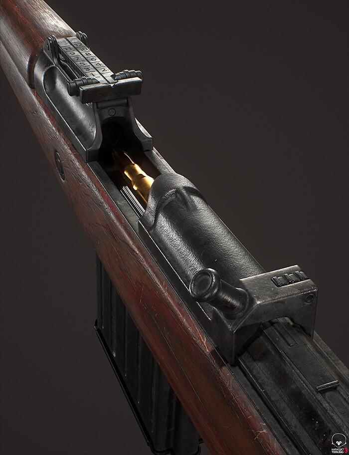 David letondor david letondor gewehr43 16