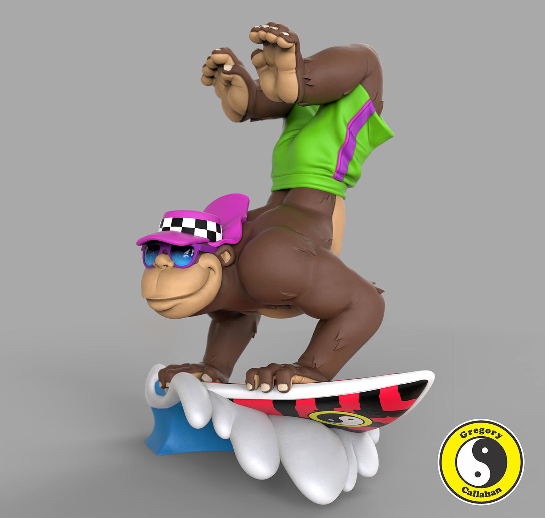 Gregory callahan tandc surf thrilla callahan front